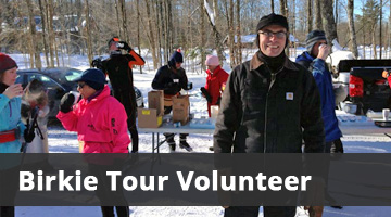 Birkie Tour Volunteer