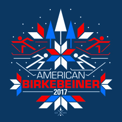 2017 Birkie T-Shirt Design  Winner