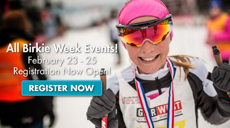 2017 Birkie Week Events