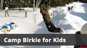 Camp Birkie for Kids