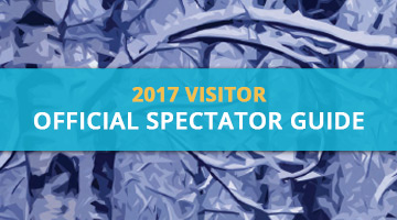2017 Official Spectator Guide
