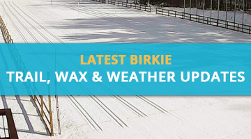 Birkie Trail Information, Wax Recommendations and Weather Updates