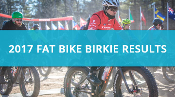 2017 Fat Bike Birkie Results
