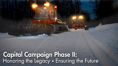 Capital Campaign Phase II: Honoring the Legacy, Ensuring the Future
