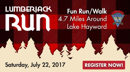 2017 Lumberjack Run - Register Now!