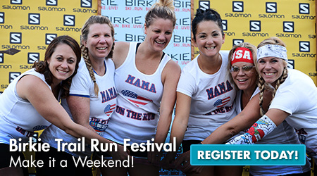 2017 Birkie Trail Run Festival - Make it a Weekend! Register Now!