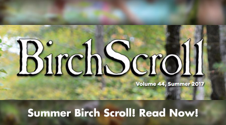 Summer Birch Scroll! Read Now!