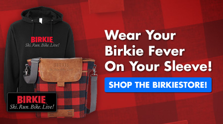 Wear Your Birkie Fever On Your Sleeve! Shop the BirkieStore!