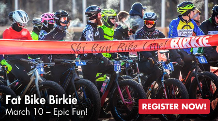 Fat Bike Birkie - March 10 � Epic Fun!
