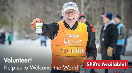 Volunteer! Help us to Welcome the World! Shifts Available!