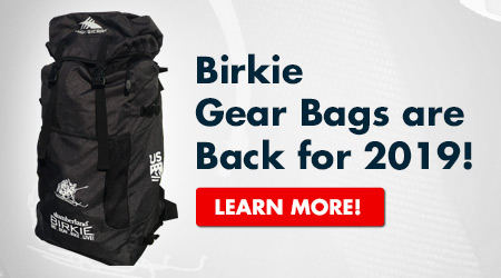 Birkie Gear Bags are Back for 2019! Learn More!