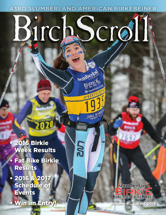 Birch Scroll Results 2016