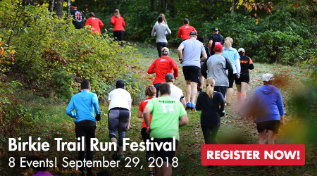 2018 Birkie Trail Run Festival - 8 Events! September 29, 2018 - Register Now!