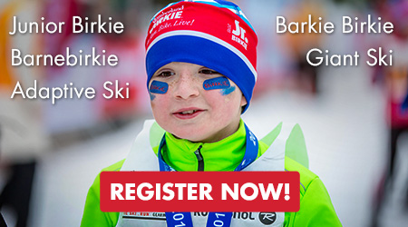 2019 Birkie Week Events - Register Now!