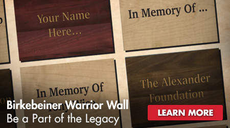 Birkebeiner Warrior Wall - Be a Part of the Legacy - Learn More