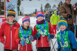February 20th – Junior Birkie/Individual Race & Sprint Relay for Youth & Juniors 6 Years Old to High Schoolers!