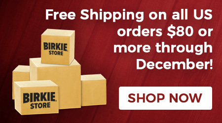 BirkieStore.com - Free Shipping on all US orders through December! Shop Now!