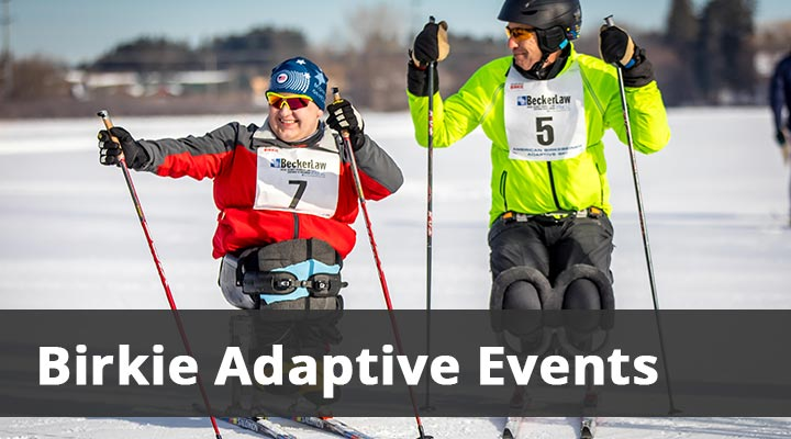 Birkie Adaptive Events