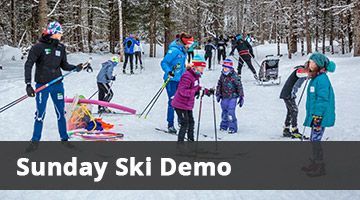Sunday Ski Demo