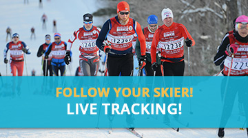 Follow Your Skier! Live Tracking!