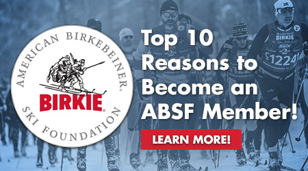 Top 10 Reasons to Become an ABSF Member! Learn More!