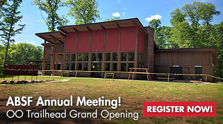 ABSF Annual Meeting! OO Trailhead Grand Opening! Register Now!