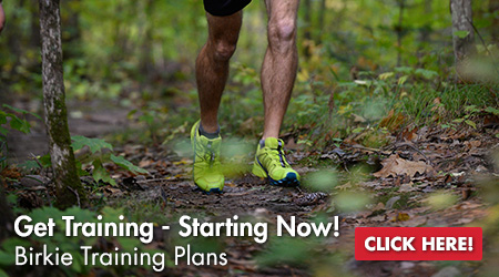 Get Training - Starting Now! Birkie Training Plans - Click Here!
