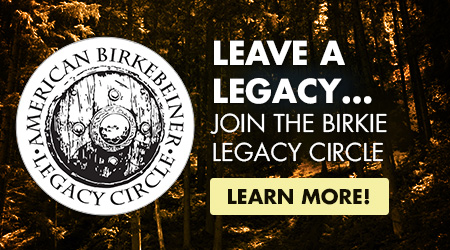 Leave a Legacy... Join the Birkie Legacy Circle - Learn More!