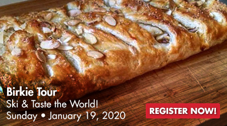 2020 Birkie Tour - Ski and Taste the World - January 19, 2020 - Register Now!