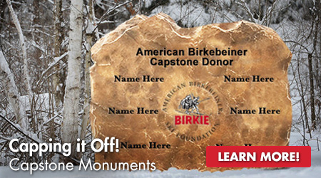 Capping it Off! Capstone Monuments - Learn More!
