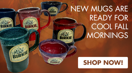 New Mugs are Ready for Cool Fall Mornings - Shop Now!