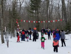 Hayward Nordic Kids Race and Picnic!