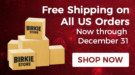 Free Shipping on All US Orders! Now through December 31 - Shop Now!