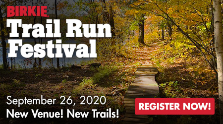 Birkie Trail Run Festival - September 26, 2020 - New Venue! New Trails! Register Now!