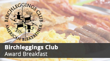 Birchleggings Club Award Breakfast