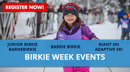 Birkie Week Events - Register Now!
