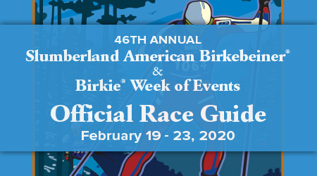2020 Official Birkie Week Race Guide