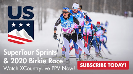 220 Birkie Race - Watch XCountryLive PPV Now!