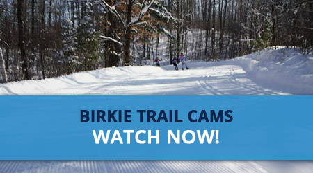 Birkie Trail Cams - Watch Now!