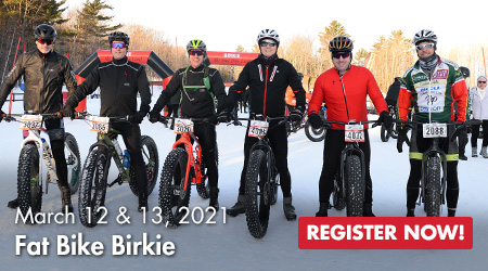 Fat Bike Birkie - Save the Date! March 12 & 13, 2021