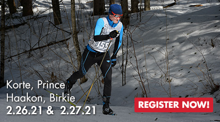 Save the Date! Birkie Week 2.25.21 to 2.27.21 - Registration Opens May 1, 2020