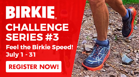 Birkie Challenge Series - New Challenge Starts July 1 - Learn More!