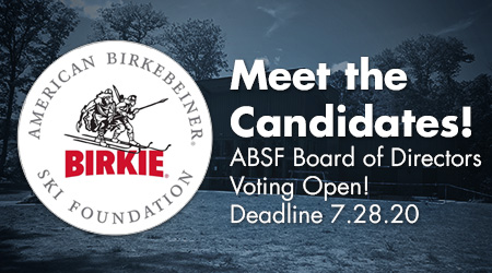 Meet the Candidates! ABSF Board of Directors - Member Voting in July