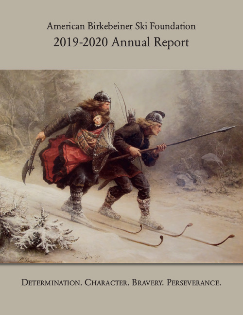 ABSF Annual Report - 2019-2020