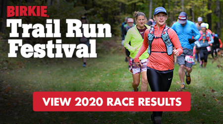 Birkie Trail Run Festival - 2020 Race Results