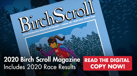 2020 Birch Scroll Magazine - Includes 2020 Race Results - Read the Digital Copy Now