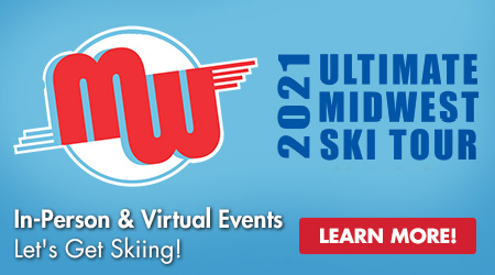 2021 Ultimate Midwest Ski Tour - In-Person and Virtual Events
