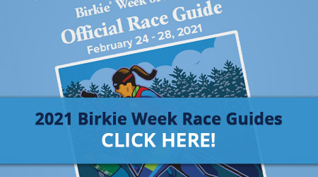 2021 Birkie Week Race Guides - Click Here!