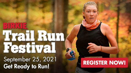 Birkie Trail Run Festival - September 25, 2021 - Get Ready to Run! Register Now!