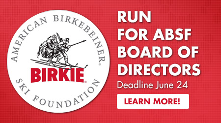 Run for the ABSF Board of Directors - Deadline June 24 - Learn More!